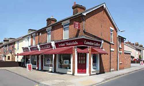 Picture Of The Lamden Gallery In Ipswich